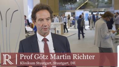 CIRSE 2019 : Fusion Imaging & VR in EVAR - Prof Götz Martin Richter