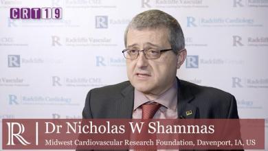 CRT 2019: SAFE-DCB - Dr Nicholas W Shammas