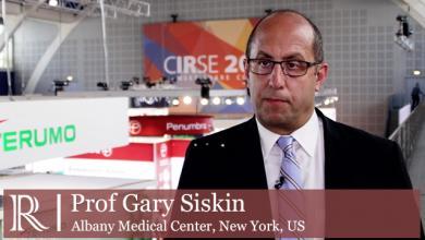 CIRSE 2018: Renal embolisation - Prof Gary Siskin