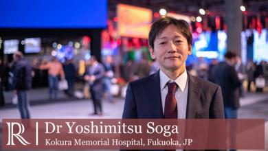 LINC 2020: DCB outcomes in the femoropopliteal by vessel size — Dr Yoshimitsu Soga