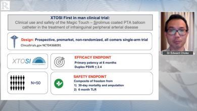 Six-month XTOSI Results — Dr Edward Choke