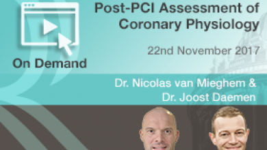 Post-PCI assessment of coronary physiology