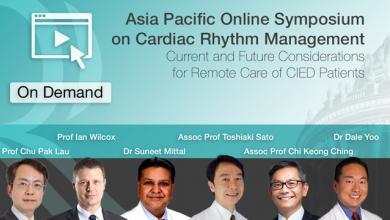 Asia Pacific Online Symposium on Cardiac Rhythm Management