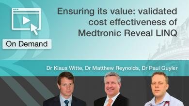 Validated Cost Effectiveness of Medtronic Reveal LINQ