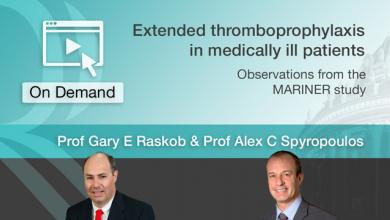 Extended Thromboprophylaxis in Medically Ill Patients