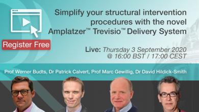 Intervention Procedures with the Novel Amplatzer™ Trevisio™ Delivery System