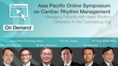 Asia Pacific Online Symposium on Cardiac Rhythm Management