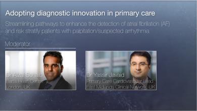 Adopting diagnostic innovation in primary care - Atrial Fibrillation