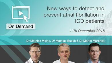 New ways to detect and prevent atrial fibrillation in ICD patients