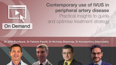 Contemporary Use of IVUS in PAD